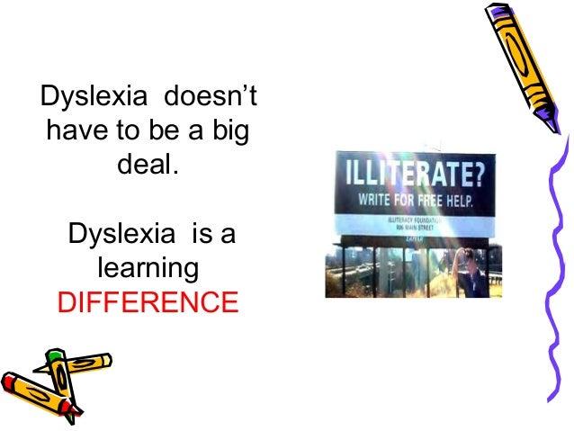 Understanding Dyslexia For Kids Slide 2