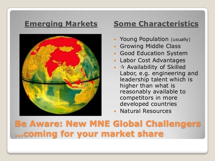 what does emerging markets mean