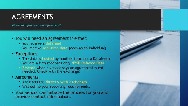 Exchange Agreements