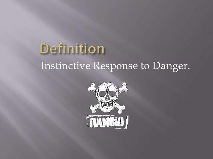 Understanding Fear Slide 2