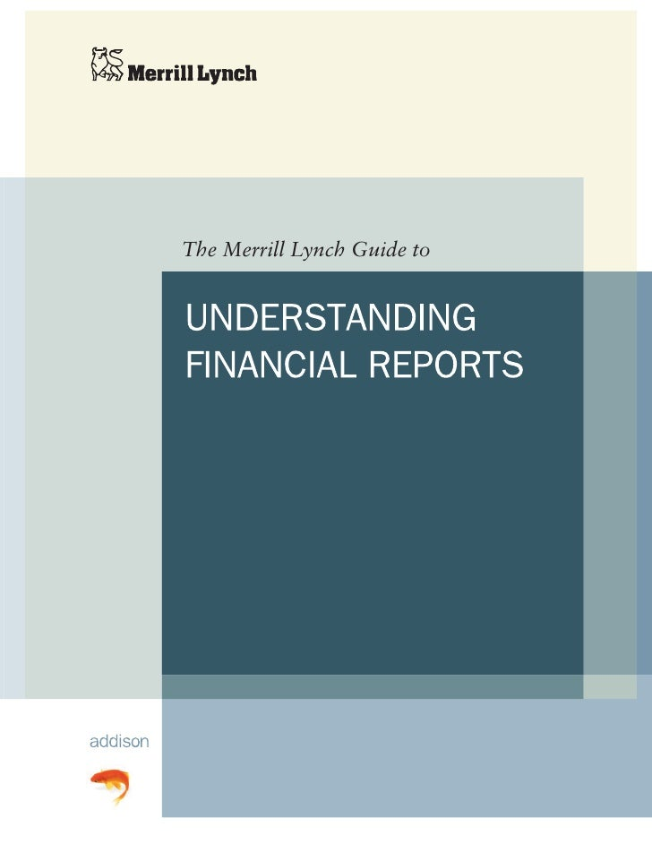 The Merrill Lynch Guide to
