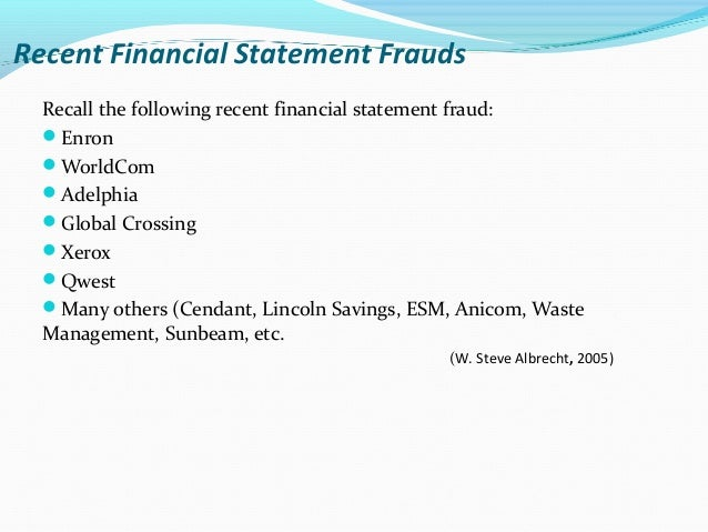 sunbeam fraud triangle The fraud triangle figure 2 financial statement fraud interaction the chosen cases are: lernout & hauspie, sunbeam and xerox.