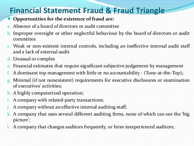 Accounting Fraud through Product Costing