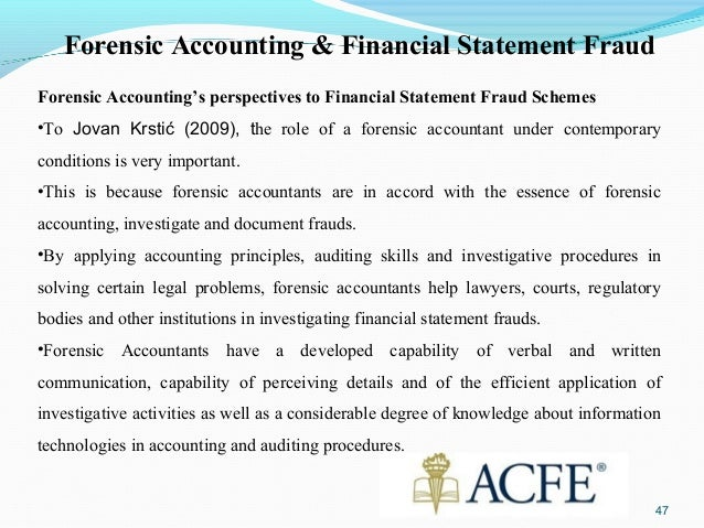 accounting fraud and problem based learning case Conducting a fraud examination on your fraud examination students robert j dosch university of north the benefits of implementing a problem-based learning case are presented in durtschi (2003) and dee and durtschi fraud examiners report to the nations on occupational fraud and.