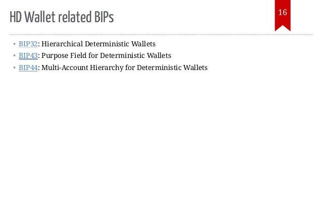 Understanding hd wallets design and implementation