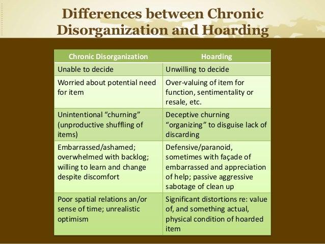 understanding hoarding disorder presentation   spring 2014
