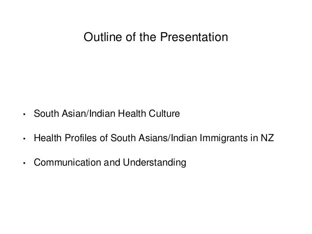 Asian Health Beliefs