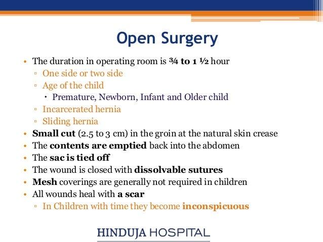 Inguinal Hernia In Kids Webinar By Hinduja Hospital