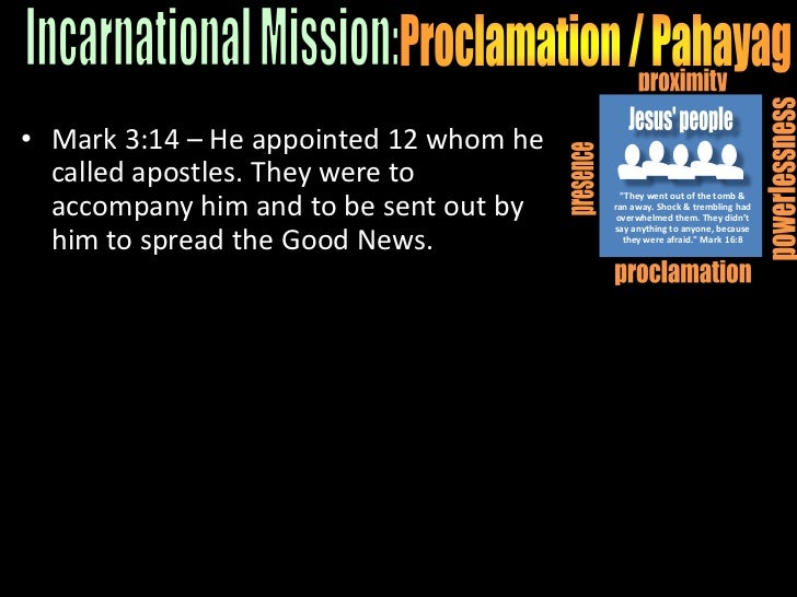 """proximity<br />Jesus<br />Jesus' people<br />powerlessness<br />presence<br />""""They went out of the tomb & ran away. Shock..."""