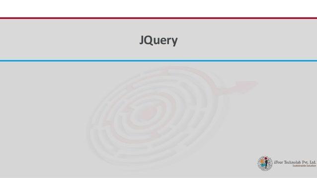 iFour ConsultancyJQuery