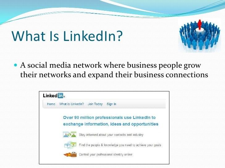 Understanding linkedin
