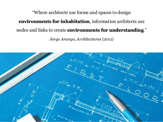 The Architecture of Understanding (and Happiness)