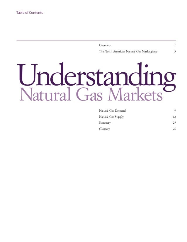 How Are Natural Gas Prices Determined
