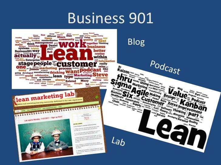 Business 901        Blog