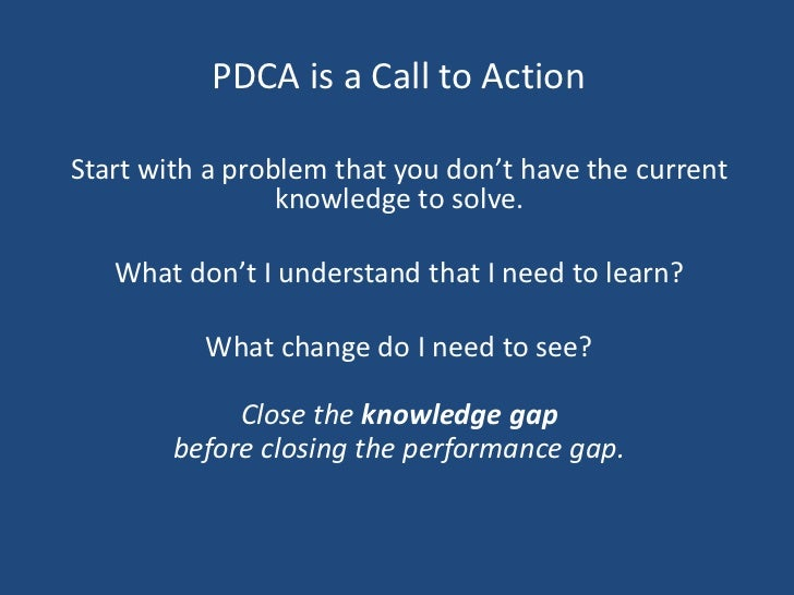 Explore when Problem is unknownEDCA =  • What is?  • What If?  • What Wows?  • What Works?