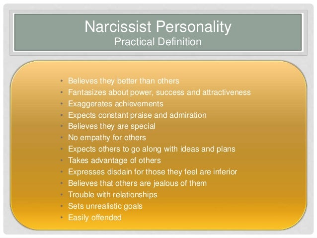 Easily offended personality