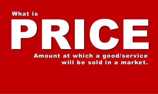 Understanding Pricing Slide 2