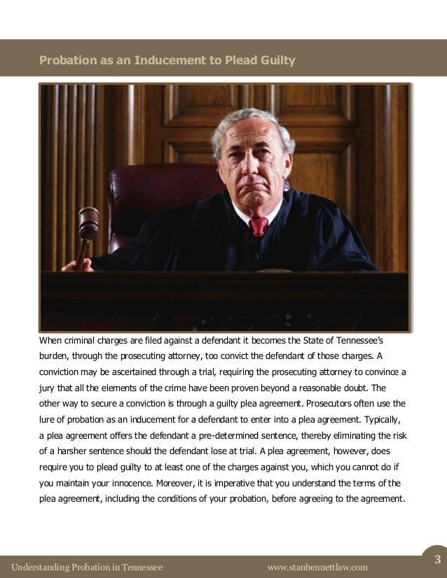 Understanding Probation in Tennessee Slide 3