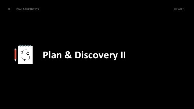 PLAN & DISCOVERY 2P2 Sticky note session H E A R T PAIN POINT POSSIBLE SOLUTION POSSIBLE SOLUTION