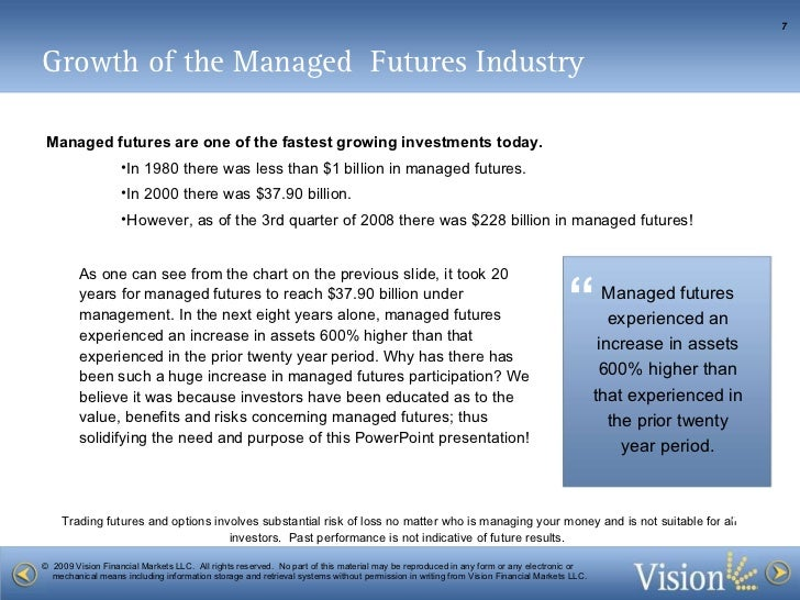 FORT: Analysing managed futures post-2008
