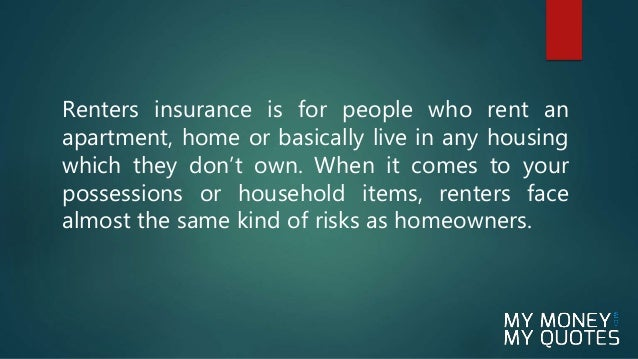 How To Get The Best Renters Insurance Coverage