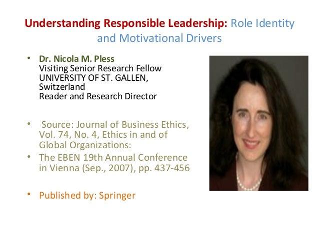 Three Roles of Leaders: Understanding Leadership