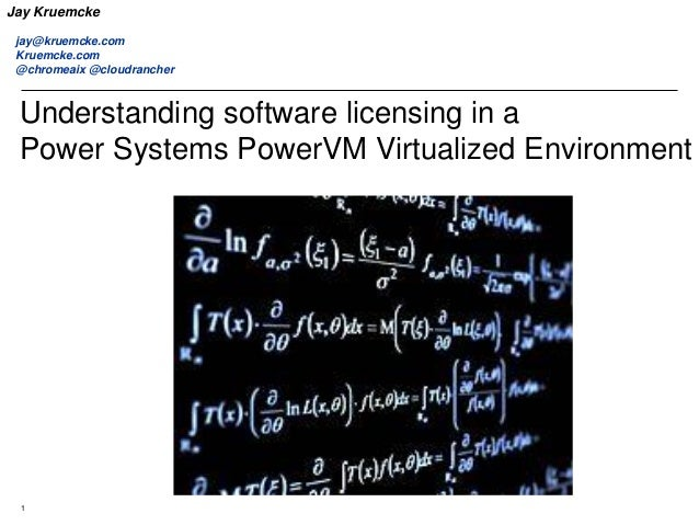 1 IBM Materials may not be reproduced in whole or in part without the prior written permission of IBM. Understanding softw...