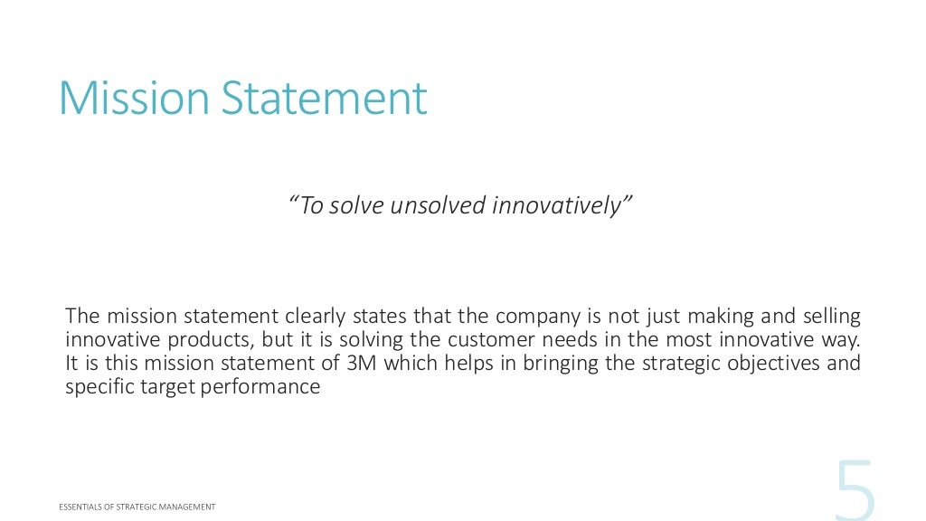 mission statement to solve unsolved
