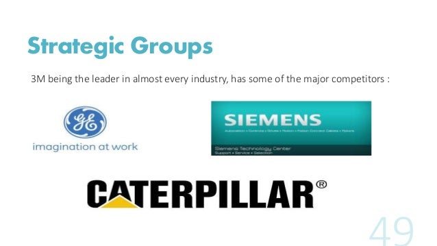 Strategic Groups 3M being the