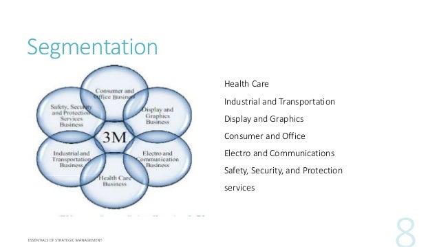 satisfy our customers with segmentation health care industrial and transportation display and graphics consumer and office electro and communications