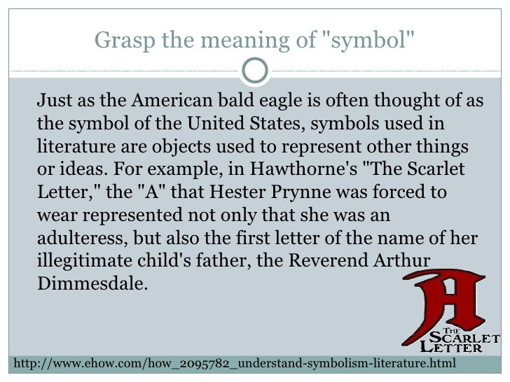 the use of diction and symbolism in the scarlet letter by nathaniel hawthorne Extracts from this document introduction symbolism in the scarlet letter nathaniel hawthorne's use of recurring symbols in the scarlet letter, such as: pearl, the.