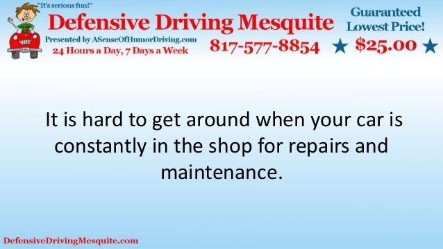 It is hard to get around when your car is constantly in the shop for repairs and maintenance.
