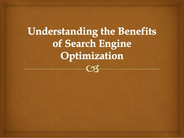 If you have a website, you have almost certainly heard about search engine optimization at some point. If you do not know ...
