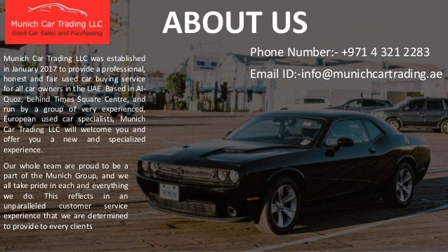 Understanding the Business of Used Car Valuation in Dubai