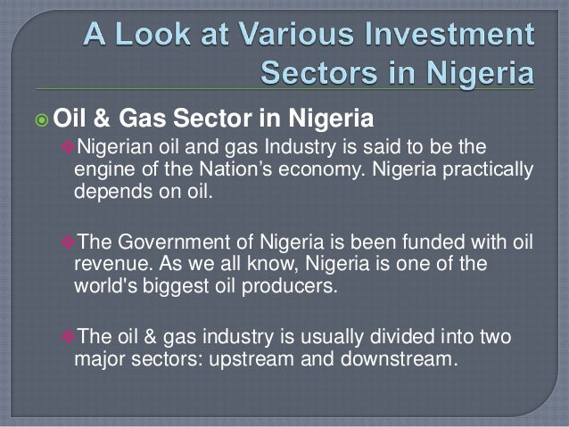 THE NIGERIAN BUSINESS ENVIRONMENT