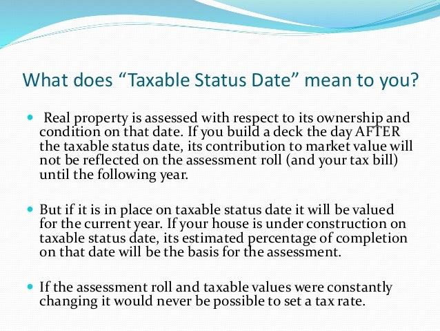 City Of Tonawanda Property Tax Rate