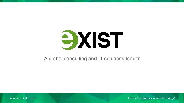 A global consulting and IT solutions leader