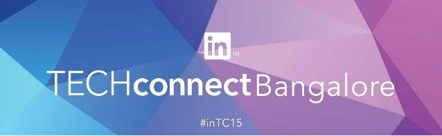 Understanding the Technology Buyer on LinkedIn - TECHconnect Bangalore 2015