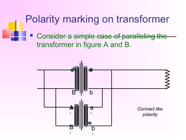 Understanding transformer vector group 9 polarity marking on transformer ccuart Image collections