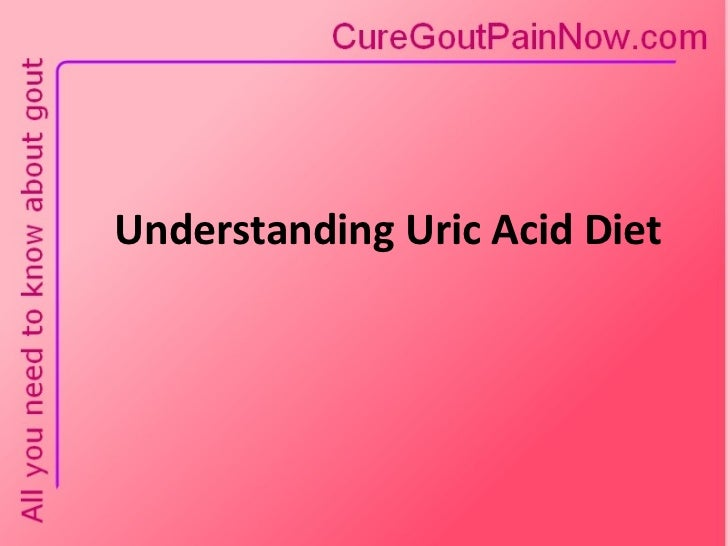 foods to rid uric acid best treatment for chronic gout