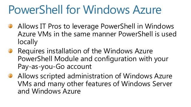 Understanding Windows Azure's Active Directory (AD) and