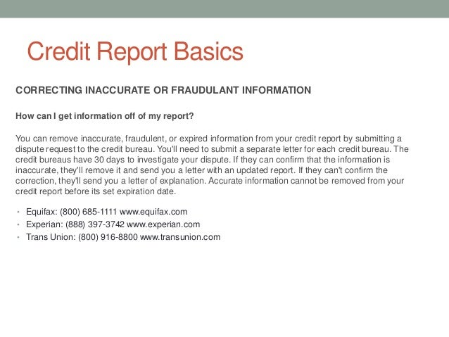 how to remove inquiries from credit report sample letter understanding your credit report 22347 | understanding your credit report 9 638