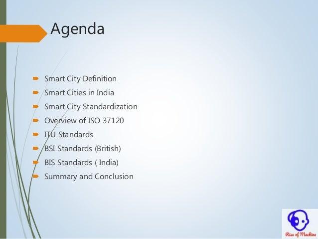 Understand standards in Smart cities Slide 2