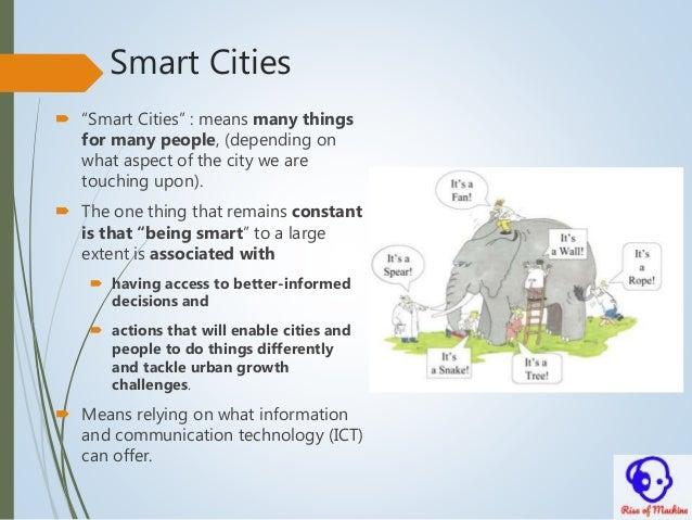 Understand standards in Smart cities Slide 3