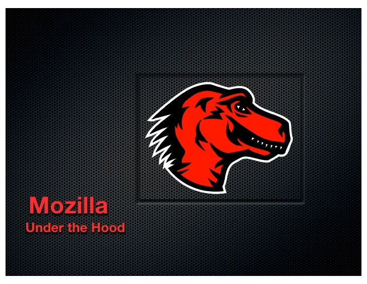 Mozilla Under the Hood