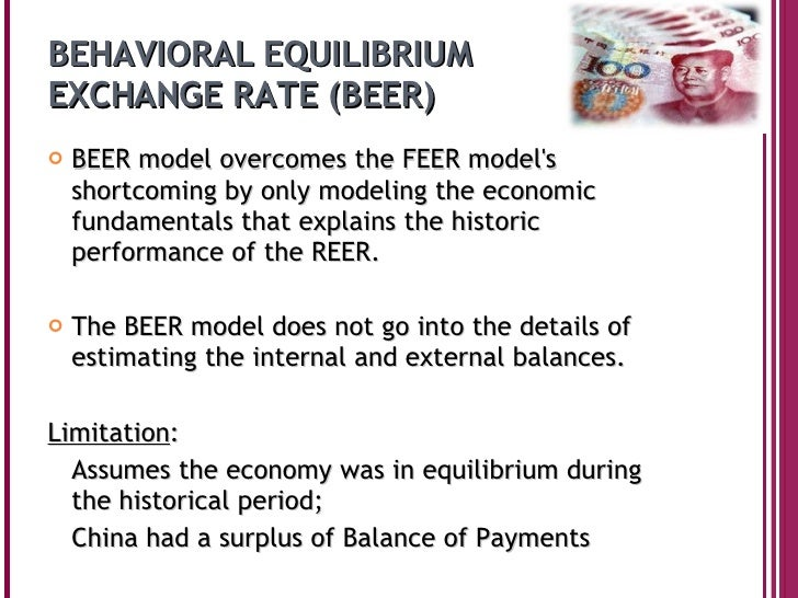 fundamental equilibrium exchange rate