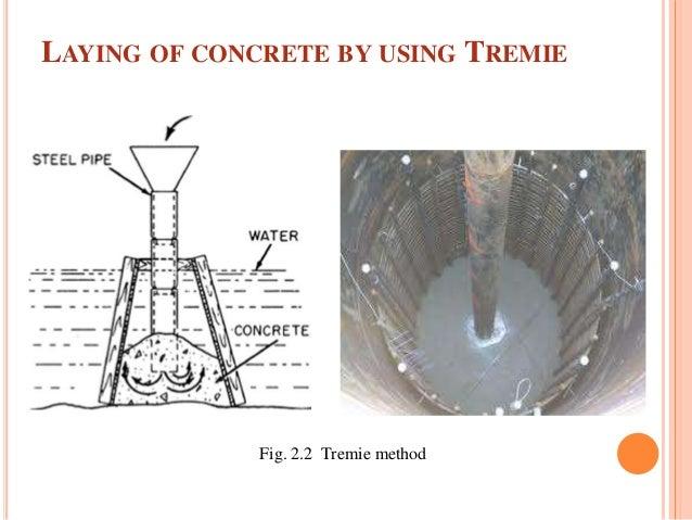 Pdf underwater concrete