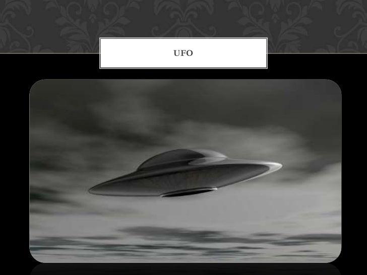 Underwater UFO Slide 2