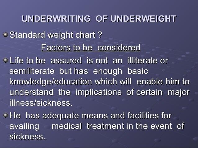 Life Insurance Underwriting: What Factors Determine Risk?