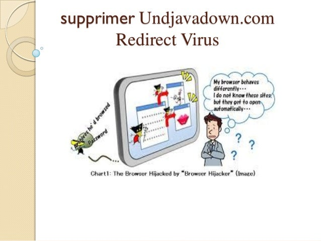 supprimer Undjavadown.com Redirect Virus